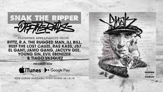 Snak the Ripper feat. R.A. the Rugged Man - Knuckle Sandwich