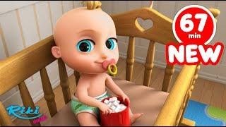 Джонні Джонні | Johny Johny Yes Papa 2 | Розвиваючі мультфільми та пісеньки для дітей