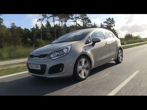 Kia Rio autotest - ANWB Auto