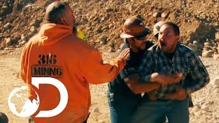 The Hoffman Crew Fall Apart After a Huge Fight Breaks Out | New Gold Rush Tuesday 9pm | Discovery UK