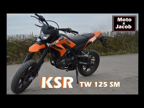 KSR TW 125 SM New Bike Reveal