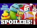 TOY STORY 4 CHARACTER SPOILERS! Disney Magic Kingdoms | Gameplay Walkthrough Ep. 482