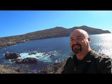vamos con Moito Creative a la bufadora de Ensenada, Baja California México | Moitos Tv