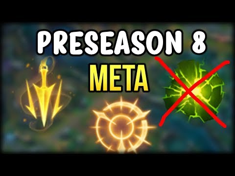 Preseason 8 Meta and What It Means - League of Legends
