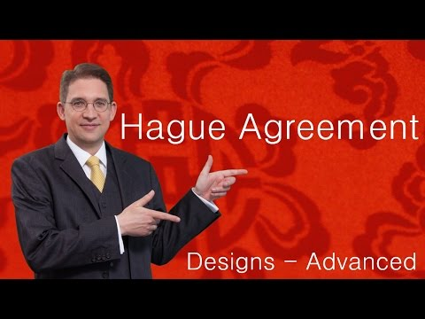 Hague Agreement - Design Protection In Many Countries Via WIPO - #rolfclaessen