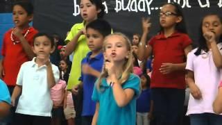 "Alex performs ""True Colors"" in ASL"