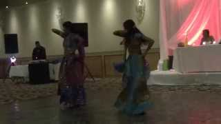 Aaja nachle wedding dance