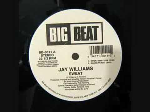 Jay Williams - Sweat