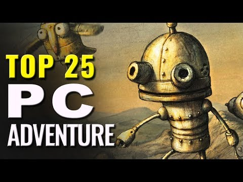 Top 25 Best PC Adventure Games