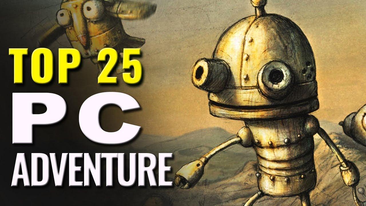 best adventure games ever pc