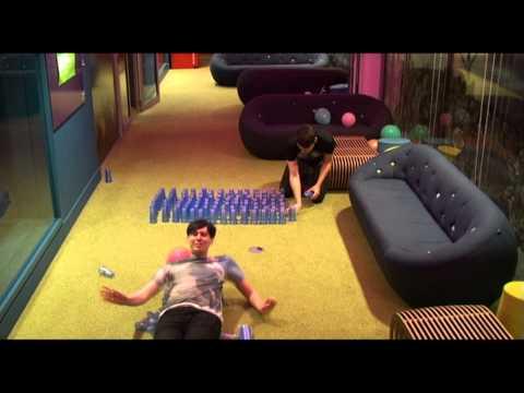DAN VS PHIL - Bed of Innuendo Bingo Cups Challenge
