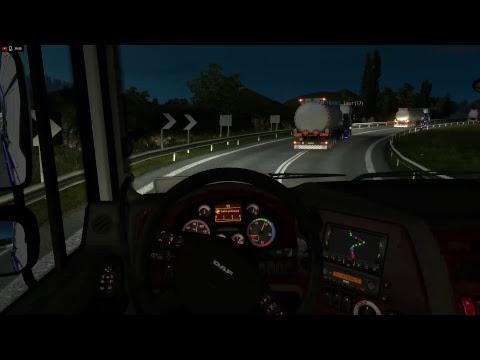 ETS2 -  Convoi WEST-TRANS    ~~~LA MULTI ANI ROMANIA~~~