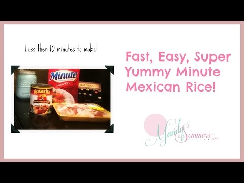 How do you make spanish rice with instant