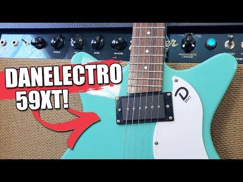 The Killer Tones of the Danelectro 59XT!