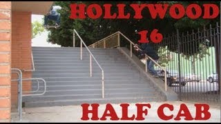 Hollywood 16 - Half cab - Greg Harris