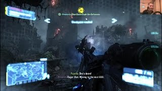Crysis 3 - MISSION : Infiltrate and Shut Down Ceph Defence Battery Alpha Pt.1