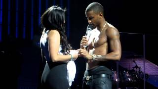 Trey Songz and Fan Vanessa Mejia!!!!! thumbnail