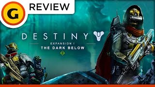 Destiny: The Dark Below - Review