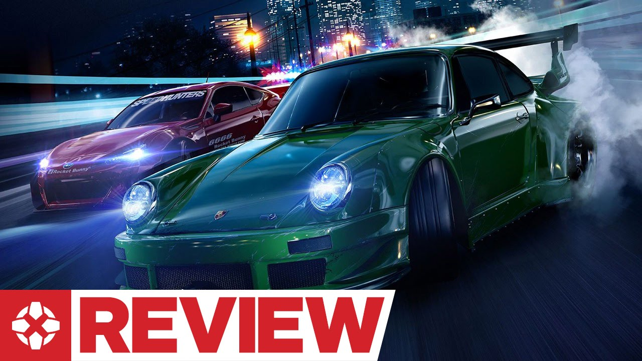 Need For Speed Review Youtube