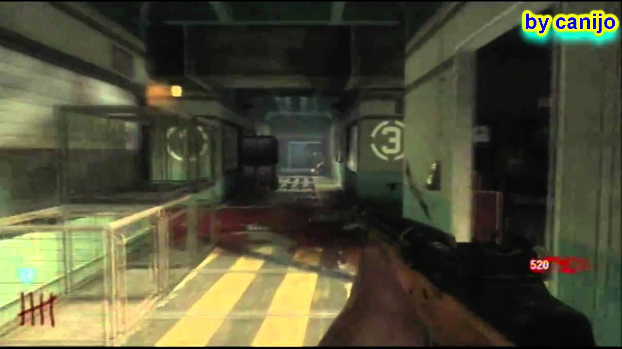 Cod Black Ops Zombies Map Five Switches Interruptores