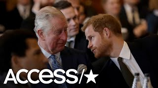 Prince Harry Reveals How Prince Charles Reacted When Asked To Walk Meghan Markle Down The Aisle