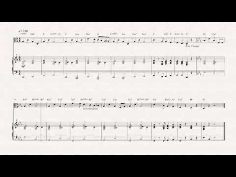 Viola Jeopardy Theme Song Jeopardy Sheet Music Chords