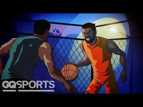 Kevin Durant on His Legendary Game at Harlem's Rucker Park   GQ
