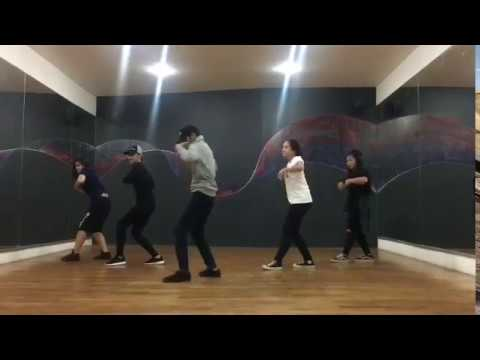 CAVE ME IN - GALLANT CHOREOGRAPHY