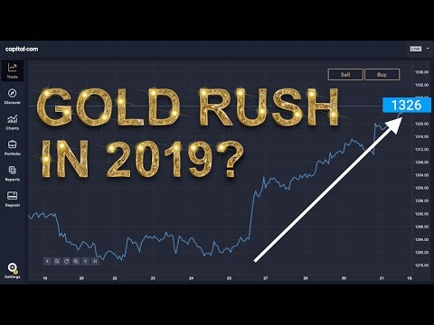 Gold Price Soars in 2019 - Can This Continue?
