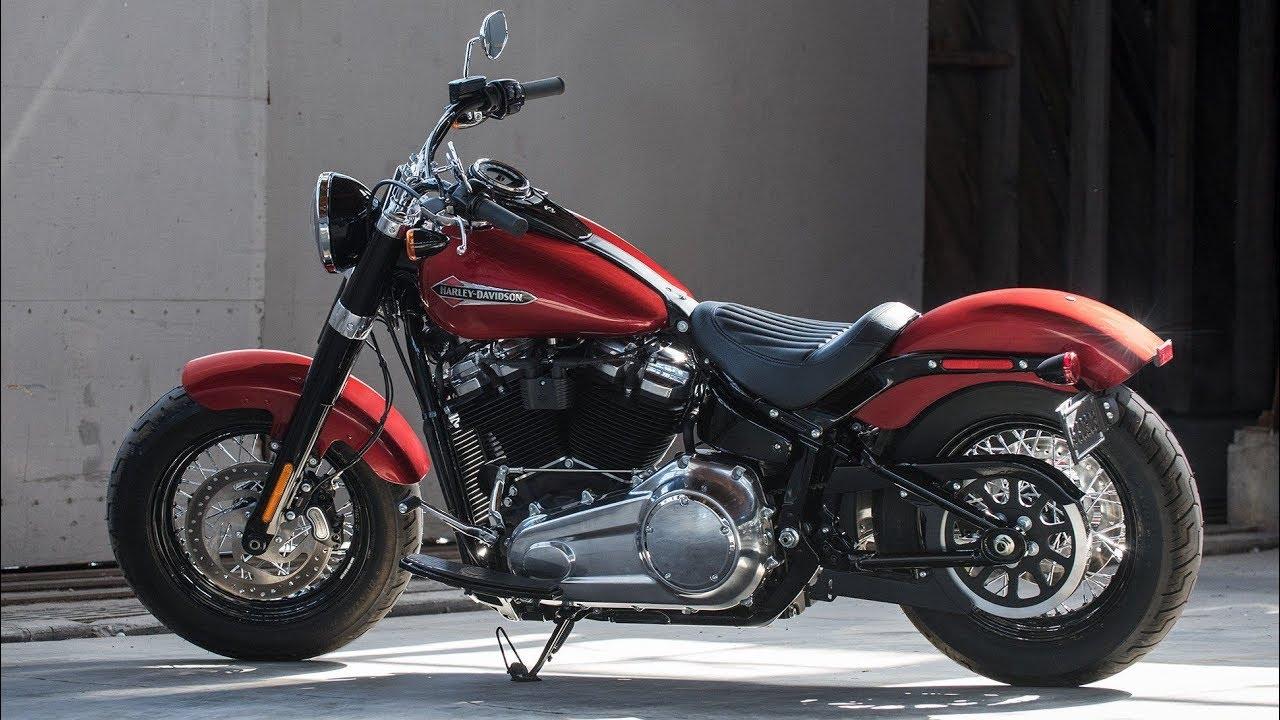 Harley Davidson Slim: 2018 Harley-Davidson Softail Slim
