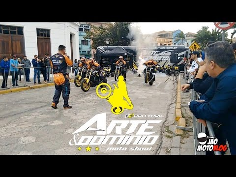 JÃO MOTOVLOG - 17º PARANAGUÁ MOTOS - PRO TORK SHOW ARTE & DOMINIO - COMPLETO - LEANDRO SEKKO.