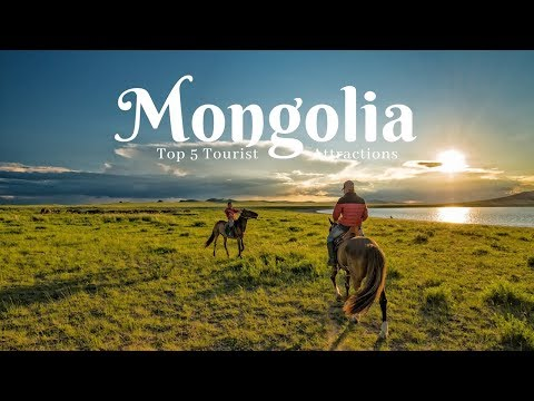 5 Wonderfull Tourist Attractions -  MONGOLIA Travel