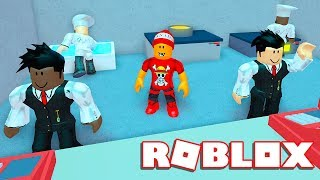 Roblox - BUILDING MY OWN FAST-FOOD!! -Roblox Fast Food Simulator 🎮