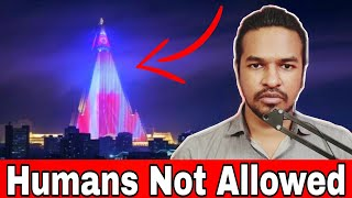 No Human Can Visit This Hotel | North Korea Ryugyong | Tamil | Madan Gowri | MG