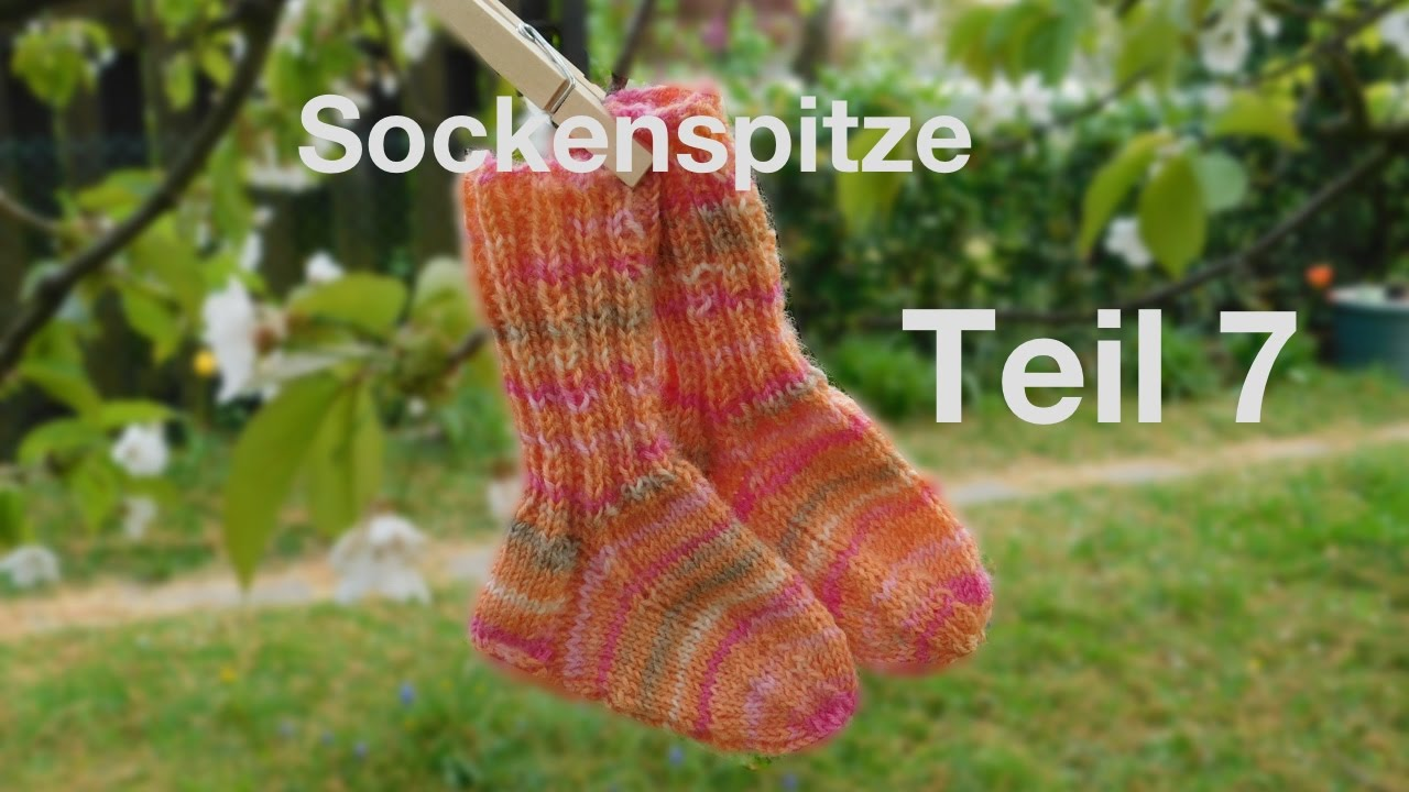socken stricken teil 7 my blog. Black Bedroom Furniture Sets. Home Design Ideas