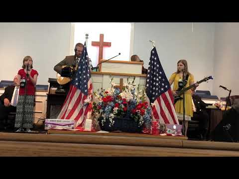 """""""I Have Been Blessed"""" Morrison Sisters -Campmeeting 2018"""