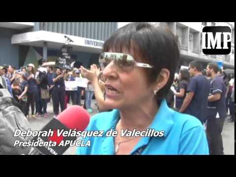 Protesta en la Ucla no se detiene