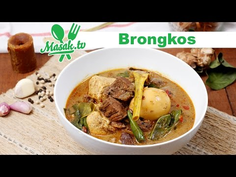 Resep Brongkos