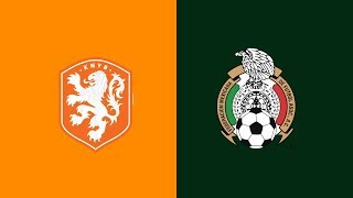 HIGHLIGHTS | Jong Oranje swingt tegen Mexico