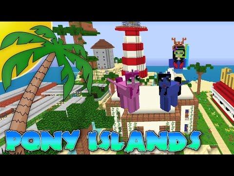 I SEE AMY'S ISLAND!!│12│PONY ISLANDS