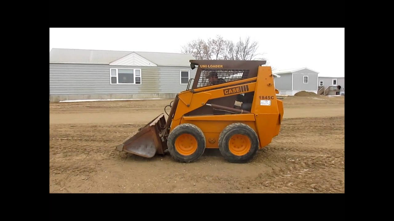Case 1845c Specs >> 1994 Case 1845c Skid Steer For Sale Sold At Auction February 13 2014