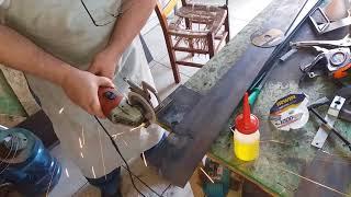 Teste do Disco de Corte MetalMax Irwin - Disco diamantado para corte de metal