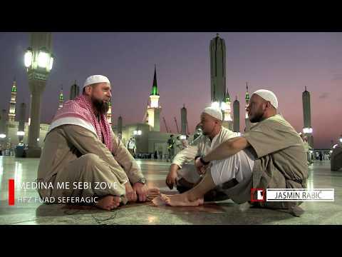 Medina me sebi zove - Ilahija uživo, hfz.Fuad Seferagić,  Medina 2017