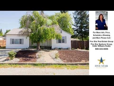 1314 N Lily, Spokane Valley, WA Presented by Five Star Real Estate Group.