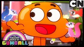 Der Trottel  Die Fantastische Welt Von Gumball  Cartoon Network