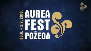 AUREA FEST - Zlatne žice Slavonije 2018 (press reportaža)