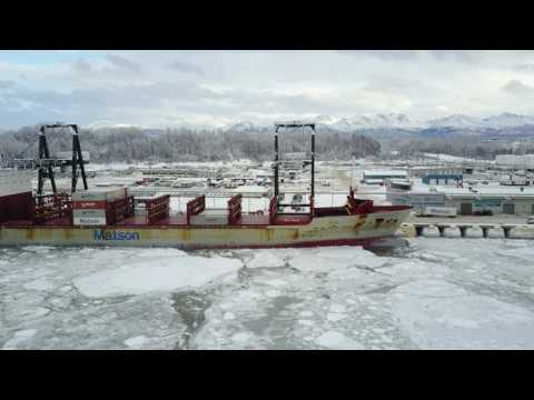 Port of Anchorage - What's Happening Anchorage - Episode 6