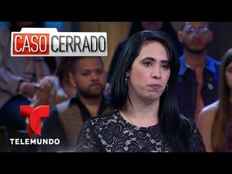 Cansada De Tu Machismo 👊😁🏃   Caso Cerrado   Telemundo