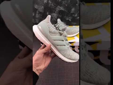 Adidas UltraBoost Grey Multicolor
