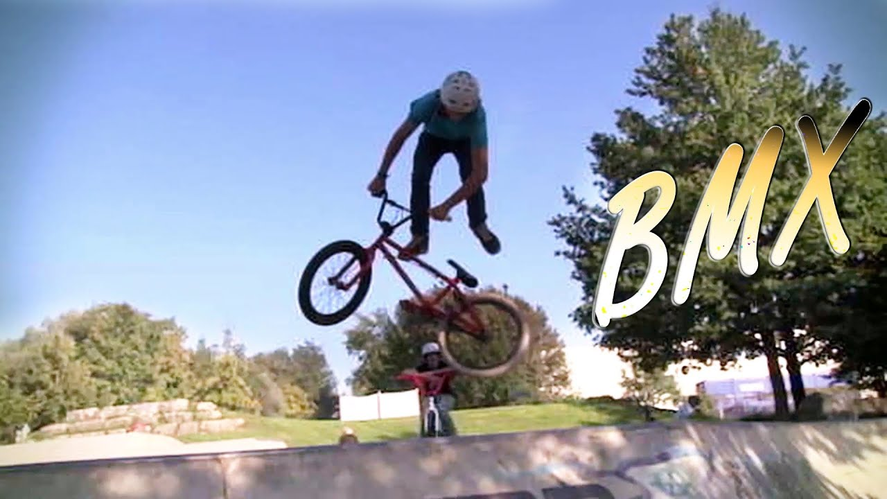 bmx tricks bmx - photo #4